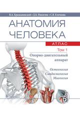 Анатомия человека. Атлас в 3-х томах. Том 1. Опорно-двигательный аппарат