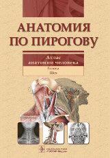 Анатомия по Пирогову. Атлас анатомии человека. В 3 томах. Том 2.